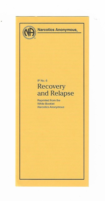 IP No 6 Recovery and Relapse