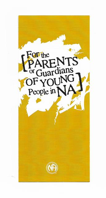 IP 27 For the Parents or Gaurdians of Young People in NA