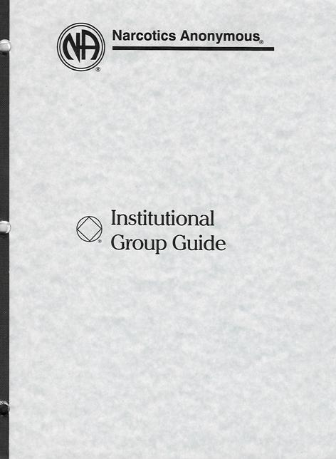 Institutional Group Guide