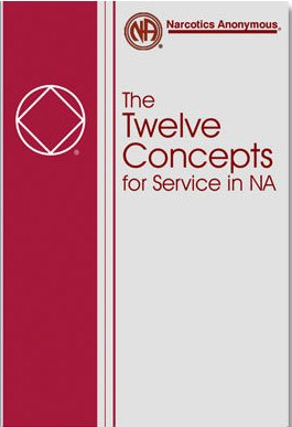 The Twelve Concepts for Service in NA